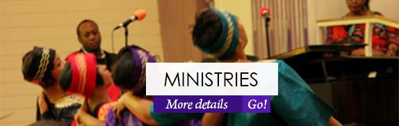 Ministries. More Details, GO >